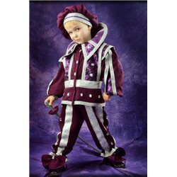 Costum de Carnaval pentru copii Principe 0148, 0149