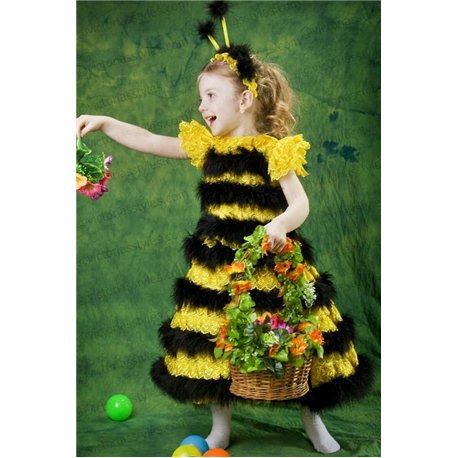 Детские Карнавальные и Маскарадные Костюмы Пчёлка 2421