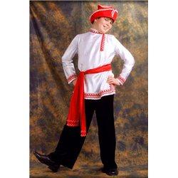Costum de Carnaval pentru copii Costum rusesc 0116, 0876