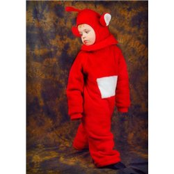 Детский карнавальный и маскарадный костюм Телепузик 0143