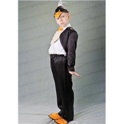 Costum de carnaval pentru copii Pinguin 2983
