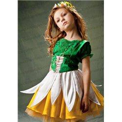 Costum de carnaval pentru copii Romaniță, Narcis 3703