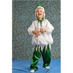 Детский карнавальный костюм Чеснок 3878