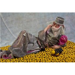 Costum de carnaval pentru copii Costum Oriental 0670