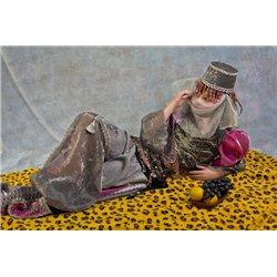 Детский карнавальный костюм Восточная Красавица 0670