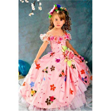 Rochiță pentru fetițe 3395