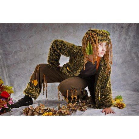 Costum de carnaval pentru copii Omul Pădurii 0032
