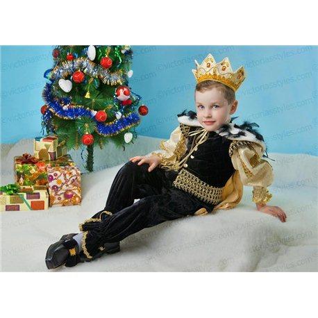 Costum de carnaval pentru copii Principe 3832, 1698, 4748