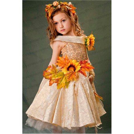 Rochiță pentru fetițe 3405