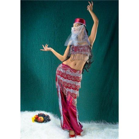 Costum de Carnaval Oriental pentru Maturi 2121