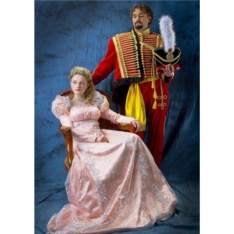 Costum de Carnaval pentru Maturi Joséphine 2587