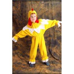 Детский карнавальный и маскарадный костюм Петушок 0009