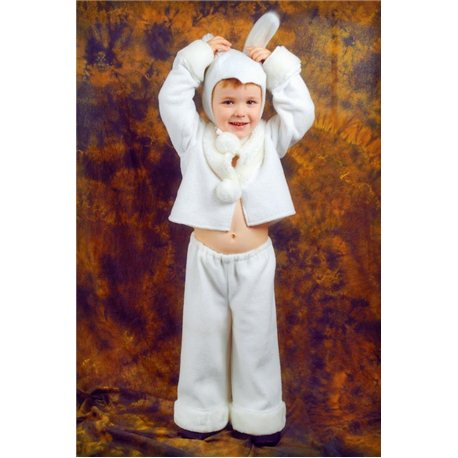 Детские карнавальный костюм Зайчик 0012, 0013