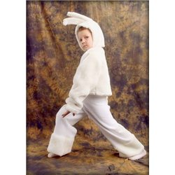 Детские карнавальный костюм Зайчик 0014