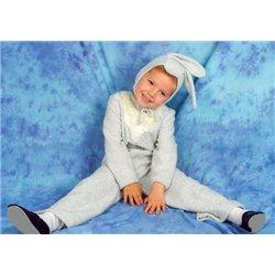 Детский карнавальный костюм Заяц 0018