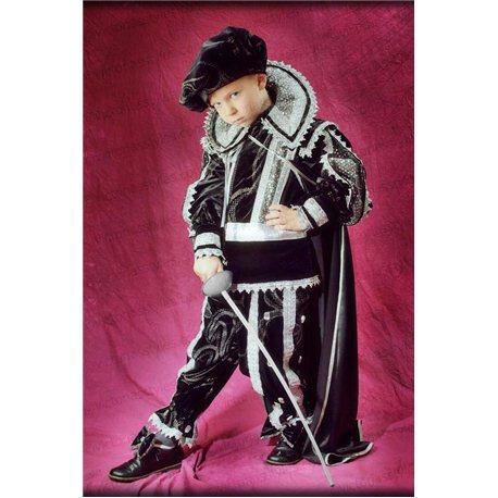Costum de Carnaval pentru copii Principe 0054, 1717, 0057, 0054, 0053