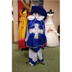 Costum de Carnaval pentru copii Mușchetar 0101, 0099