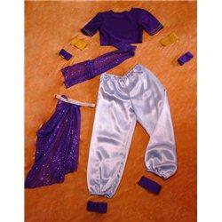 Costum de Carnaval pentru copii Indianca 0109