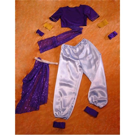 Детский карнавальный костюм Индианка 0109
