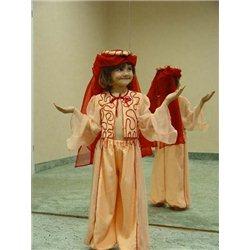 Costum de Carnaval pentru copii Oriental 0114