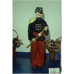 Costum de Carnaval pentru copii Pirat 0130, 0132, 0133