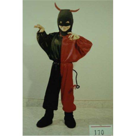 Costum de Carnaval pentru copii Dracusor 0170,0171