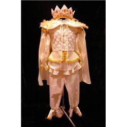 Карнавальный, маскарадный костюм для детей Король, Осень 4583, 4584