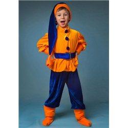 Costum de Carnaval pentru copii Pitic 4567