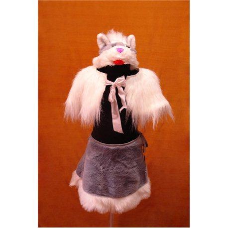 Детский карнавальный и маскарадный костюм Кошка 0539, 0540