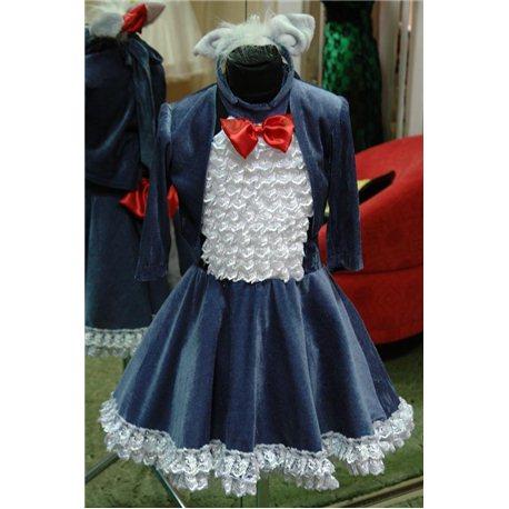 Costum de Carnaval pentru copii Șoricel, Pisică, Iepure 4505