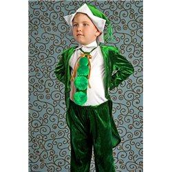 Costum de Carnaval pentru copii Mazăre, Greieraș, Pătrunjel 4491, 4490, 4223, 0252, 0251, 4222