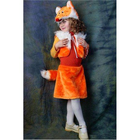 Costum de Carnaval pentru copii Vulpe 0685, 0724, 0743, 0546, 0545