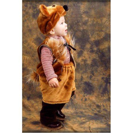 Costum de Carnaval pentru copii Ursuleț 0899