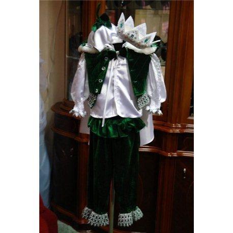 Costum de Carnaval pentru copii Rege, Ghiocel 4235, 3691, 3685, 4238, 3642