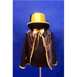 Costum de Carnaval pentru copii Magician 4232