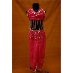 Costum de Carnaval pentru fetițe Oriental 4123