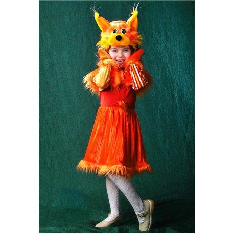 Costum de Carnaval pentru copii Veveriță 4093, 2013, 2014, 4094, 2011, 2012, 2015