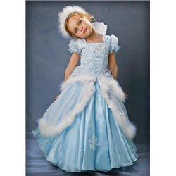 Карнавальный костюм Снежная Королева 4079 , 4080 , 3628