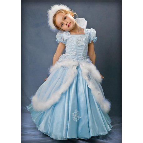 Costum de Carnaval pentru copii Crăiasa Zăpezii 4079 , 4080 , 3628