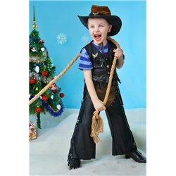 Costum de Carnaval pentru copii Cowboy  4051, 4050