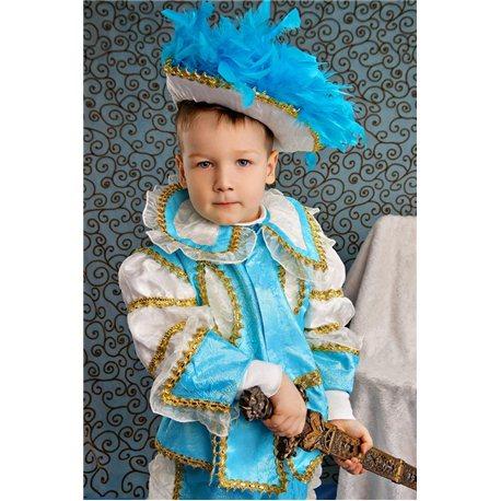 Costum de Carnaval pentru copii Principe 3921