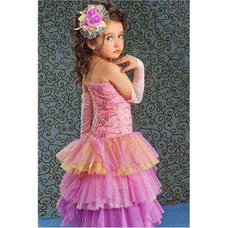 Costum de Carnaval pentru copii Bombonică 3897