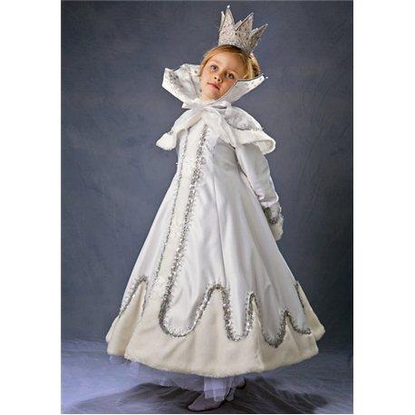 Costum de Carnaval pentru copii Regina Iernii 3831 , 3690 , 3150