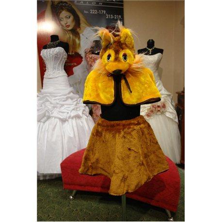 Карнавальный костюм Белочки 3809