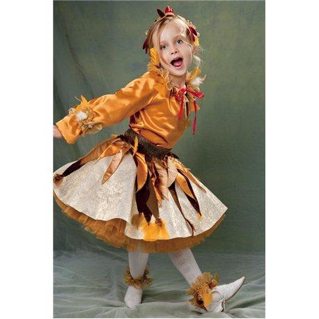 Карнавальный костюм Курочка, Индюшка 3649, 3650