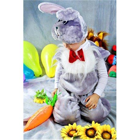 Детский Карнавальный и Маскарадный костюм Заяц 3580, 3627, 3566, 4494, 4498