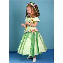 Rochiță pentru fetițe Primăvara, Cenușăreasa 3308