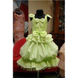 Rochie de Carnaval pentru fetițe Primăvara, Varză 2816