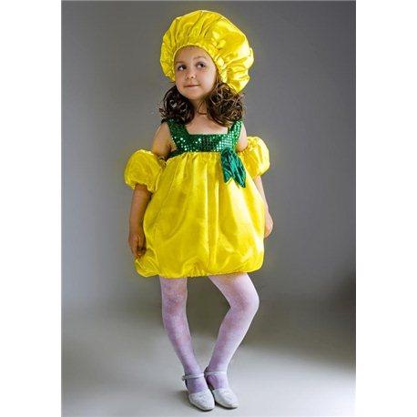 Costum de Carnaval pentru copii Bostan, Lalea, Gutuie 2354, 2353