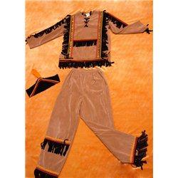 Карнавальный костюм Индейца 1880, 1882